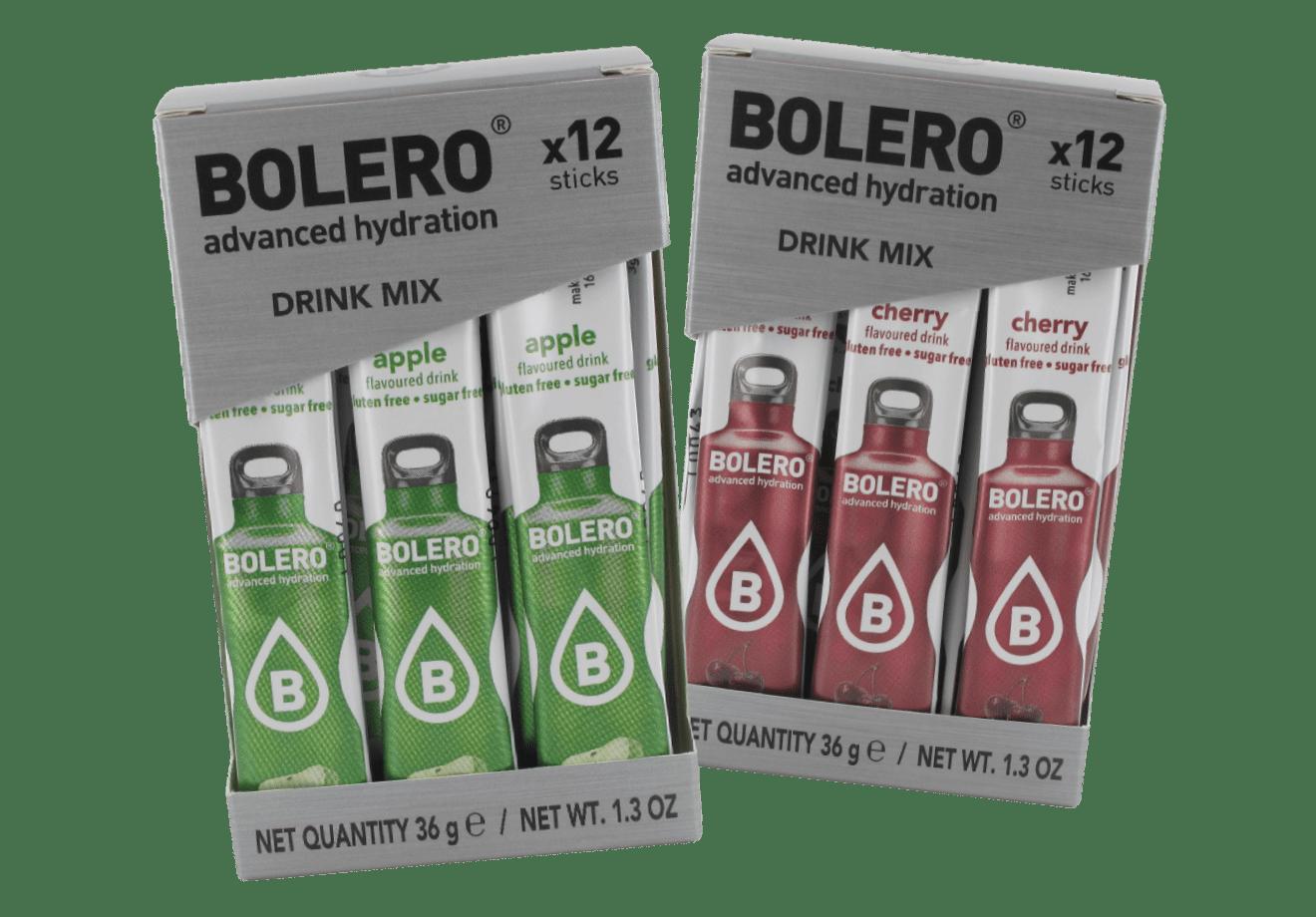 Bolerosticks - 12 stk æsker